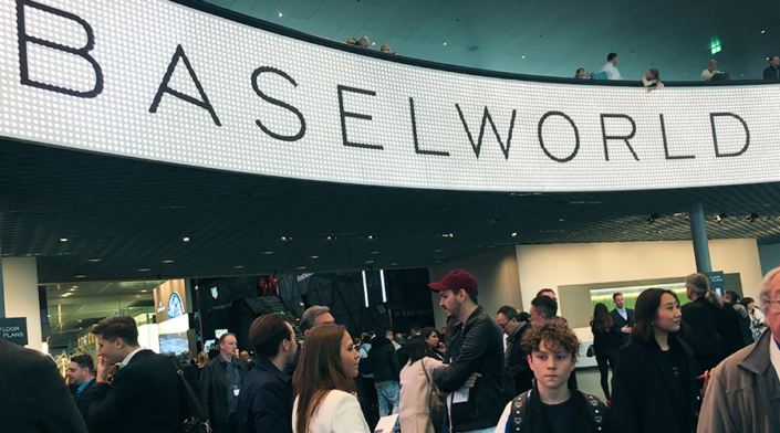 2018 Baselworld Trade Show
