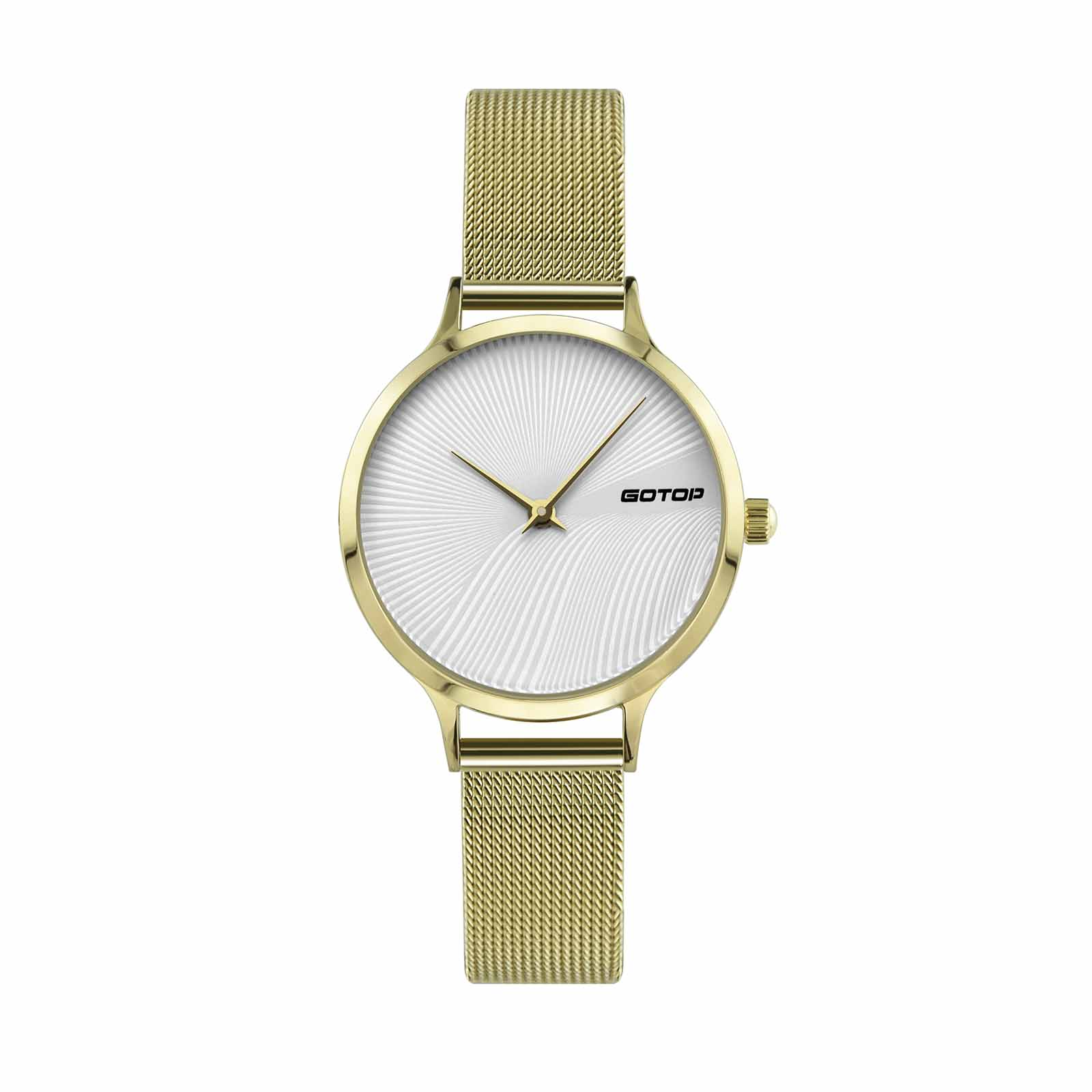 Quartz Japan Movt Womens Watch